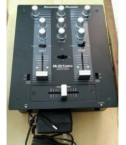 Mezclador American Audio 2 Canales
