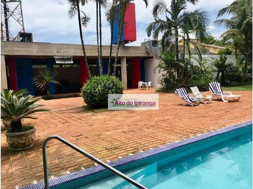 Imagem 1 de 23 de Casa Com 4 Dormitórios À Venda, 525 M² - Balneário Praia Do Pernambuco - Guarujá/sp - Ca0403