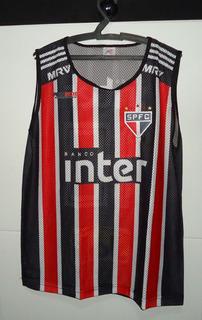 Camiseta Regata De Times De Futebol - São Paulo (vermelha)