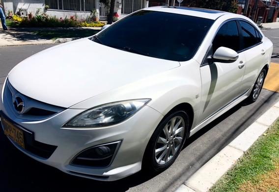 Mazda 6 All New 2.5 Automatico Secuencial Mod 2012
