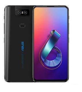Zenfone 6 Black Asus 6,4 4g 128 Gb E Câmera Flip - Zs630kl