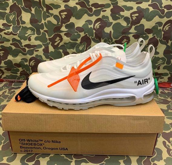 Nike Air Max 97 Off White Branco