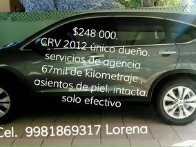 Honda Cr-v 2.4 Exl Navi 4wd Mt 2014