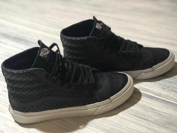 Zapatillas Botitas Vans Sk8 hi Metallic ¡oferta Ultimo Par!