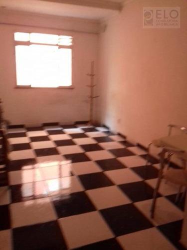 Imagem 1 de 11 de Kitnet, 25 M² - Venda Por R$ 140.000,00 Ou Aluguel Por R$ 1.000,00/mês - Itararé - São Vicente/sp - Kn0048