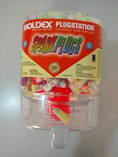 Moldex 6644, Dispensador Tapón Auditivo De Espuma 250 Pares
