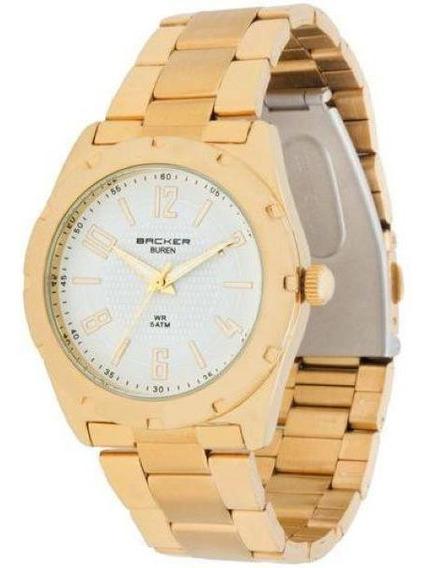Relógio Backer 3727145f