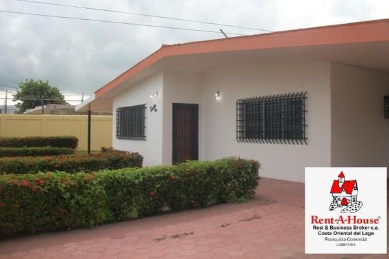 Casa En Alquiler Ciudad Ojeda 20-3874