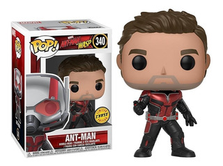 Funko Pop! Ant-man #340 Limited Chase Edition