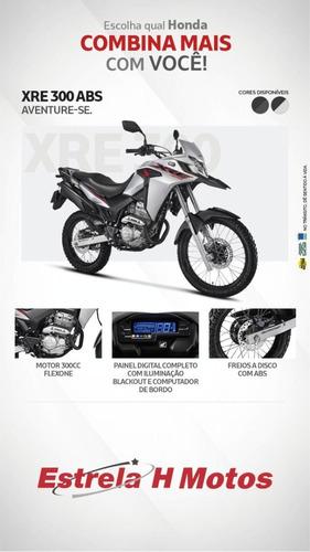 Consórcio Solução - Honda Xre 300