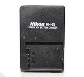 Carregador Nikon Mh 62