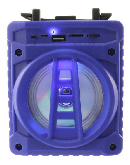 Caixa Caixinha Som Portátil Bluetooth Mp3 Pen Drive 200w E83