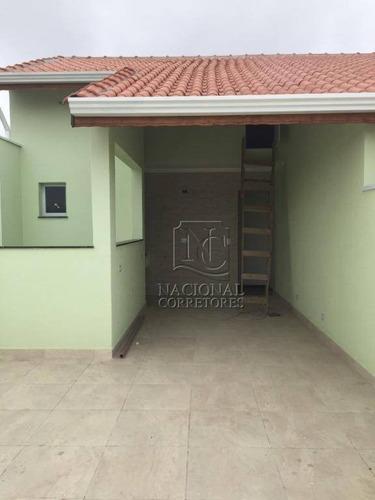 Cobertura À Venda, 76 M² Por R$ 350.000,00 - Parque Capuava - Santo André/sp - Co4703