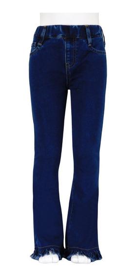Jeans Innermotion De Mezclilla Niñas Skinny Flare. Est. 7149