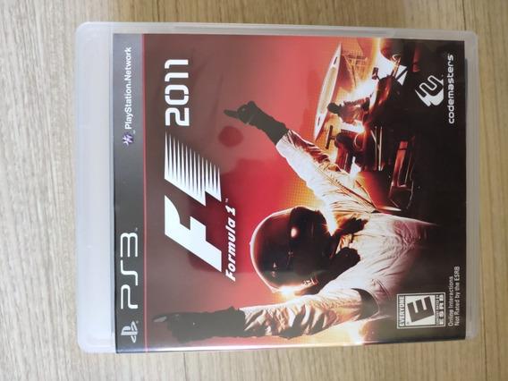 Jogo Formula 1 2011 F1 Playstation 3 Ps3