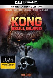 Blu-ray 4k - Kong: Skull Island