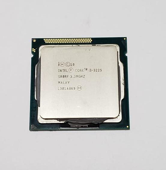 Processador Intel Core I3 3225 3,30 Ghz Socket 1155 - Hd4000