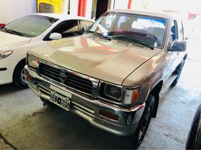 Toyota Hilux 2.8 S/cab 4x4 D Sr5 2001