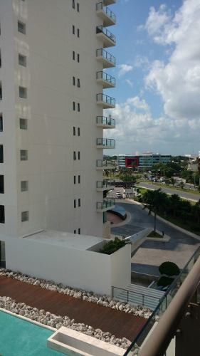 Renta De Departamento Amueblado En Be Towers Cancun Smz 7