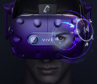 Lente Realidad Virtual Htc Vive Pro Eye