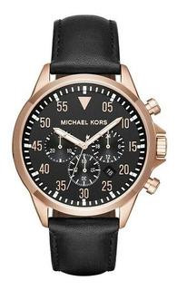 Reloj Michael Kors De Hombre Mk8535 Dylan Cronografo