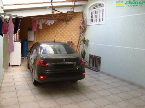 Imagem 1 de 19 de Venda Sobrado 2 Dormitórios Jardim Santa Cecília Guarulhos R$ 480.000,00 - 22581v