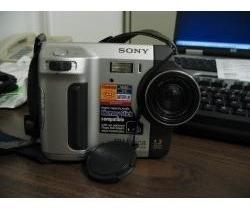 Camera Dig Mavica Mvc Fd87 1.3 Mp Prec Dig Zoom 6x Sony Perf