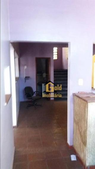 Salão À Venda, 549 M² Por R$ 1.700.000 - Centro - Ribeirão Preto/sp - Sl0054