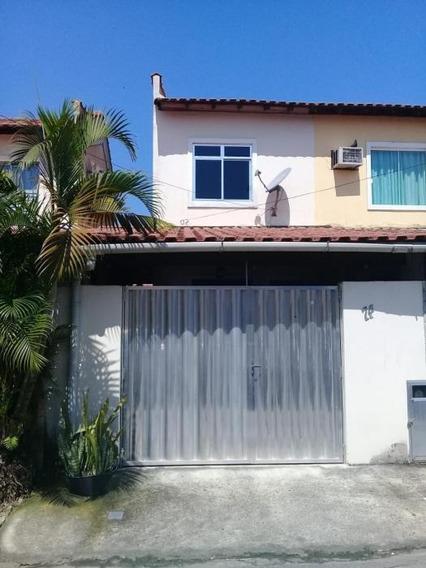 Casa Em Chácaras Rio-petrópolis, Duque De Caxias/rj De 60m² 2 Quartos À Venda Por R$ 100.000,00 - Ca361775