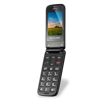 Celular Multilaser, Flip Vita P9020, Bluetooth, Rádio, Mp3,