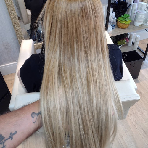 Manutenção Em Mega Hair