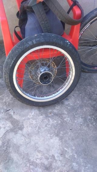 Roda Dianteira Xtz 250 Lander X