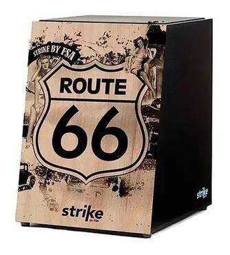 Cajon Fsa Route 66 Elétrico Strike Series Sk 5010
