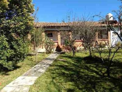 Casa De Campo En Venta, Con Amplio Terreno, San Bartolo Morelos, Mex.