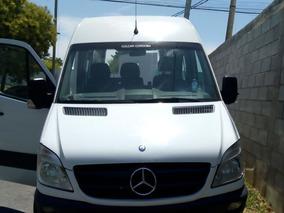 Mercedes-benz Sprinter 2.1 415 Furgon 3665 150cv Te V2 2012
