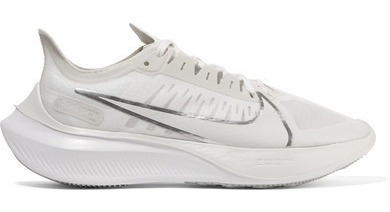 Nike Zoom Gravity Metallic Leather And Ripstop