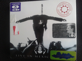 Lacrimosa Live In Mexico City Triple Cd Limited Edition
