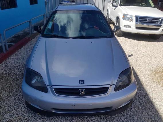 Honda Civic Inicial De 70,000