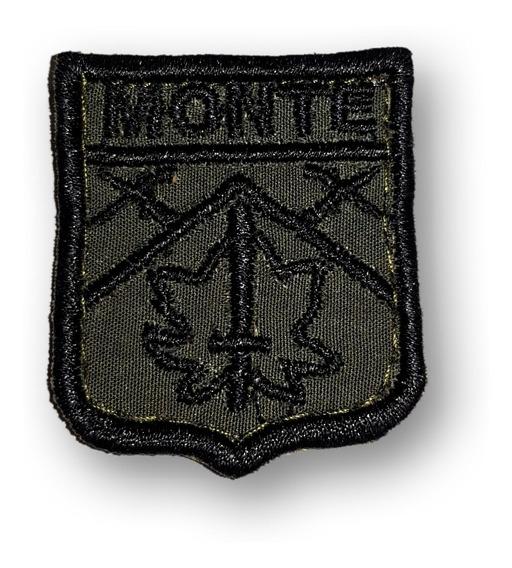 Distintivo Parche Bordado Ejército Argentino Arma