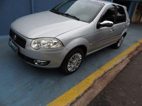 Fiat Palio Attractive 1.4 2011 Prata Flex