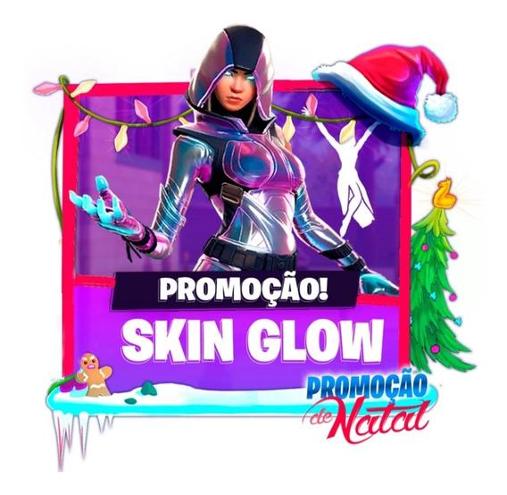 Skin Glow Fortnite