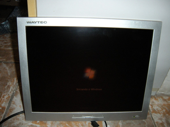Monitor Marca Waytec Modelo Fw 14105