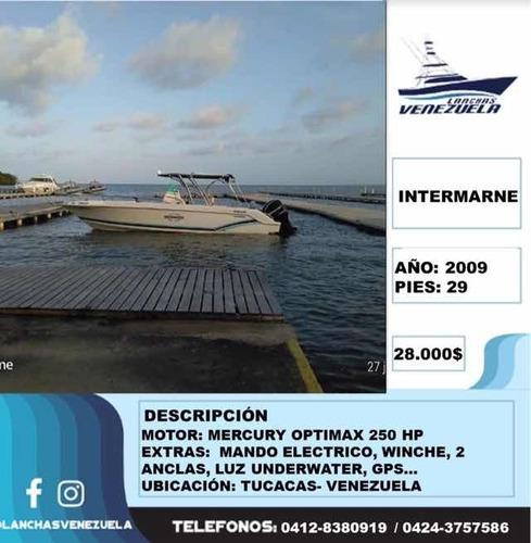 Lancha Intermarine 29 Lv67