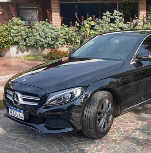Imagen 1 de 8 de Mercedes-benz  C200  Avantgarde 2017 Único Impecables