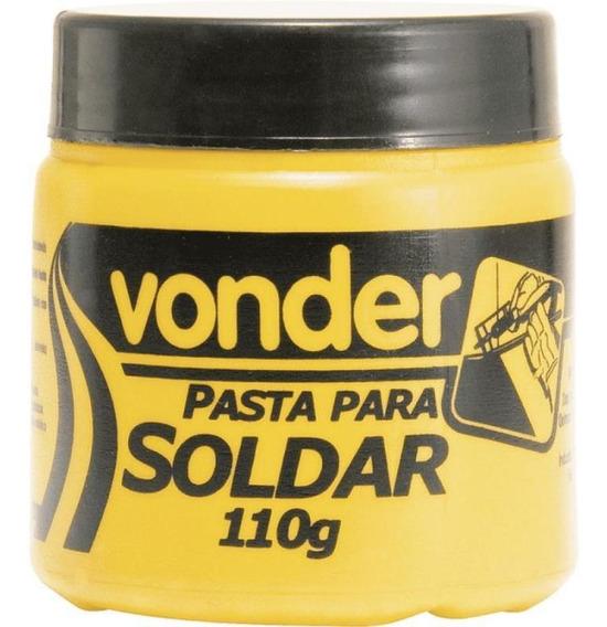 Pasta Para Soldar 110 Gr Vonder