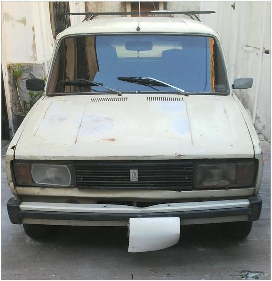 Vendo Lada Modelo Matriuska Año 1992 - Tipo Ranchera