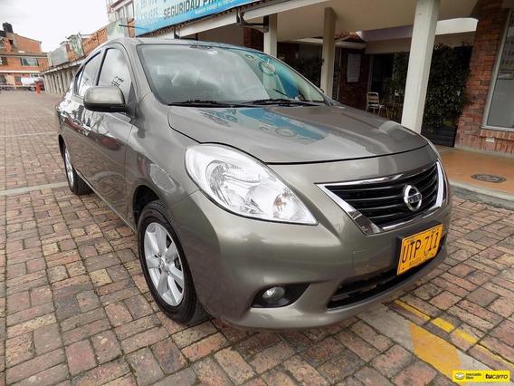 Nissan Versa 1.6cc Mt Aa