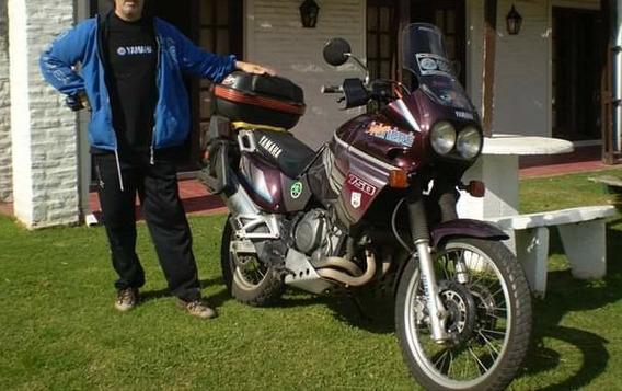 Yamaha Xtz Super Tenere 750