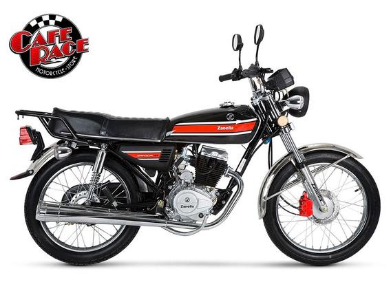 Zanella Sapucai 125cc | Financiada! 0km, 2020