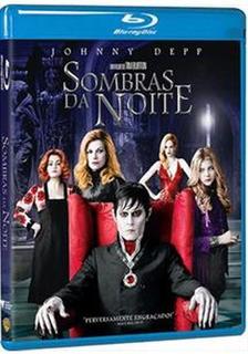 Blu-ray - Sombras Da Noite - Tim Burton